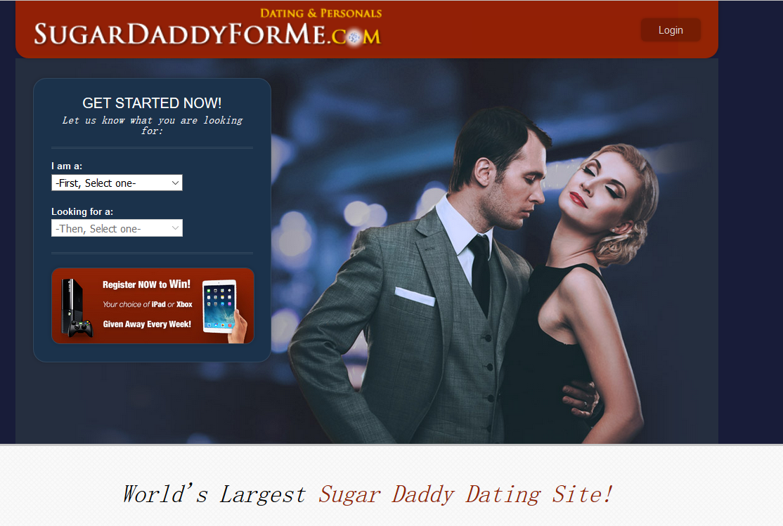 Free sugar daddy dating sites in the usa