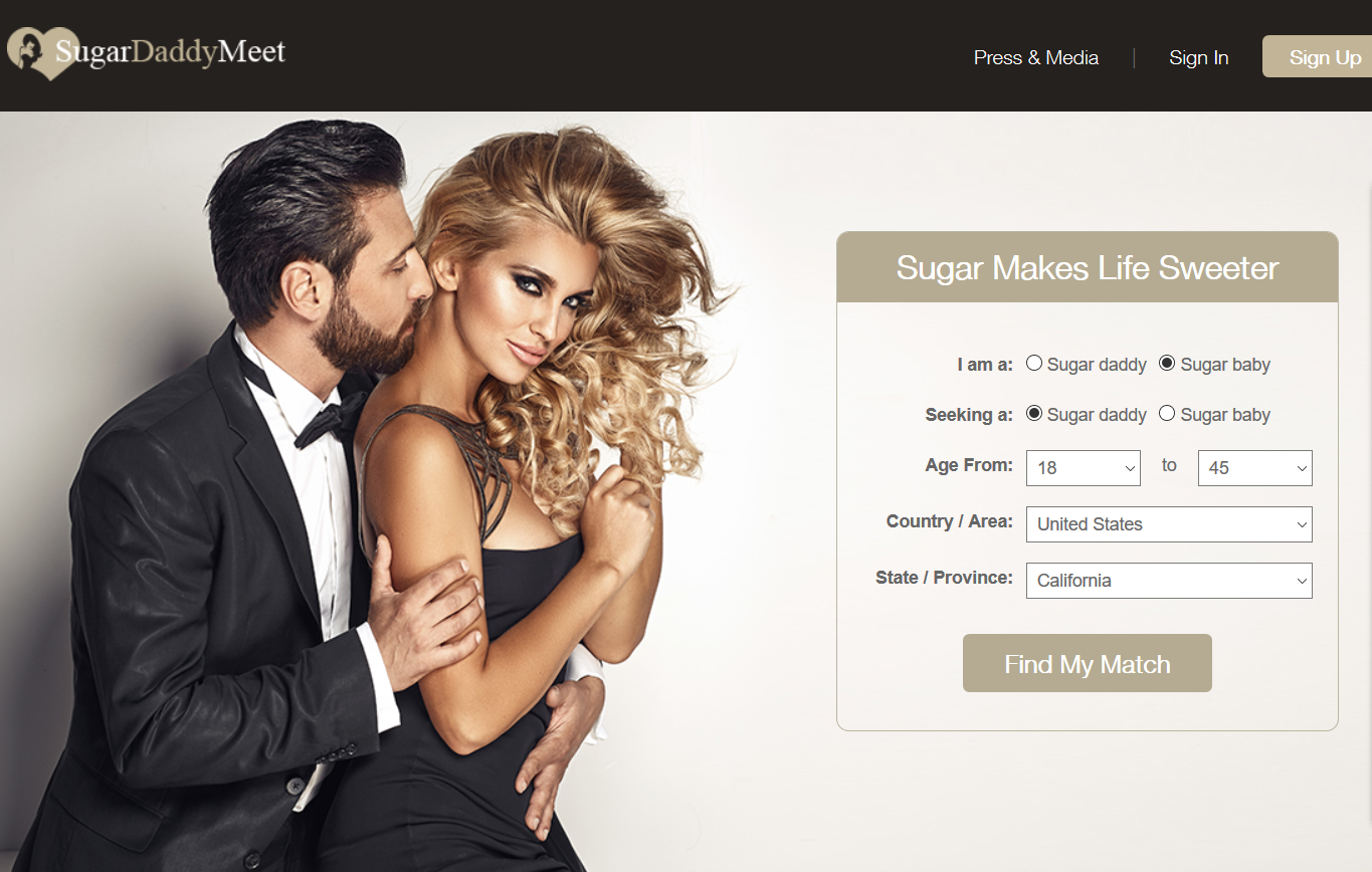 Online Dating Sites For Sugar Daddies